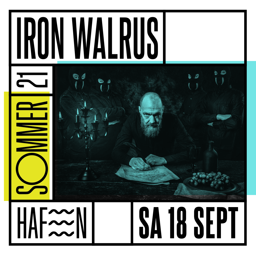 Iron Walrus