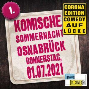 1. Komische Sommernacht (Comedy)