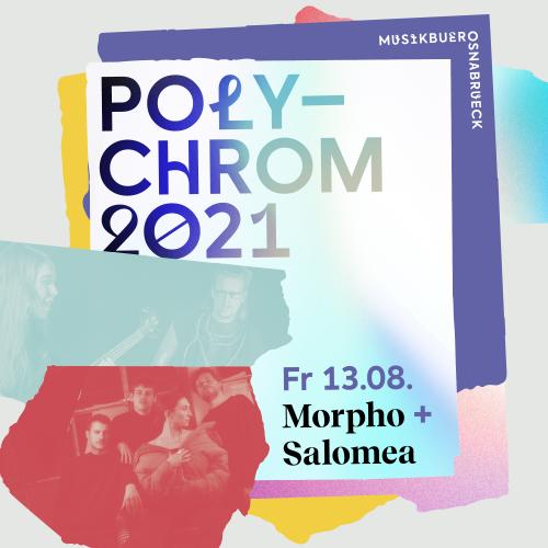Polychrom: Morpho + Salomea